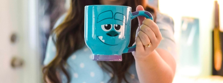 Magical Mug Monday – MonstersInc.