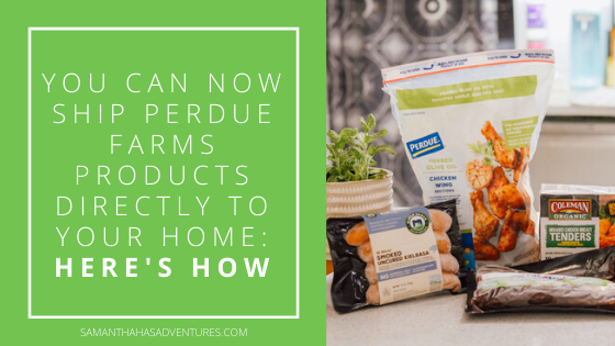 You Can Now Ship Perdue Farms Products Directly To Your Home: Here's How