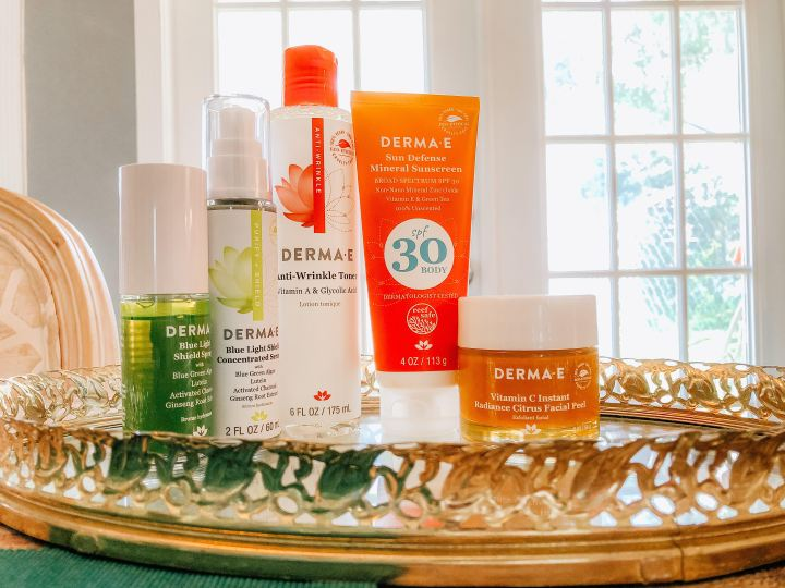 The 5 Derma E Products I'm Loving Right Now!