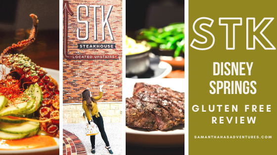 STK Disney Springs Gluten Free Review